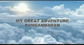 My Great Adventure in Pangandaran