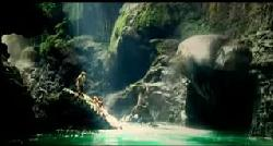 Green Canyon dan Batukaras di Video Visit Indonesia
