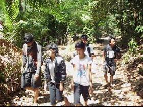 Jelajah Taman Wisata Dan Cagar Alam (Curug Pananjung)