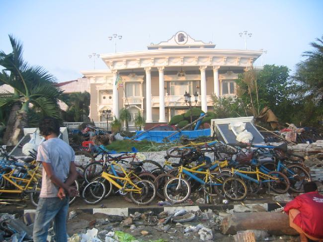 Mengenang Bencana Tsunami 17 Juli 2006 di Pangandaran