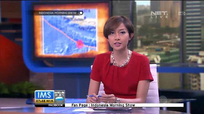 History Tsunami Pangandaran di Indonesia Morning Show NETTV