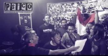 Komunitas Musik Pangandaran Nyanyi Bareng Hari Merdeka