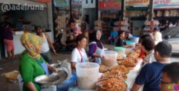 Belanja Ikan Asin Jambal Roti di Pasar Timur Pangandaran