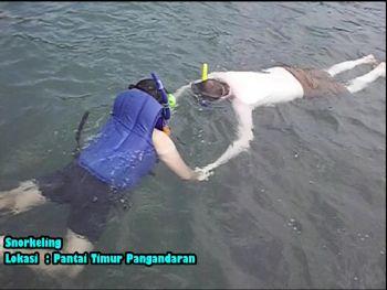Berwisata Bahari & Travelling di Cagar Alam Pangandaran