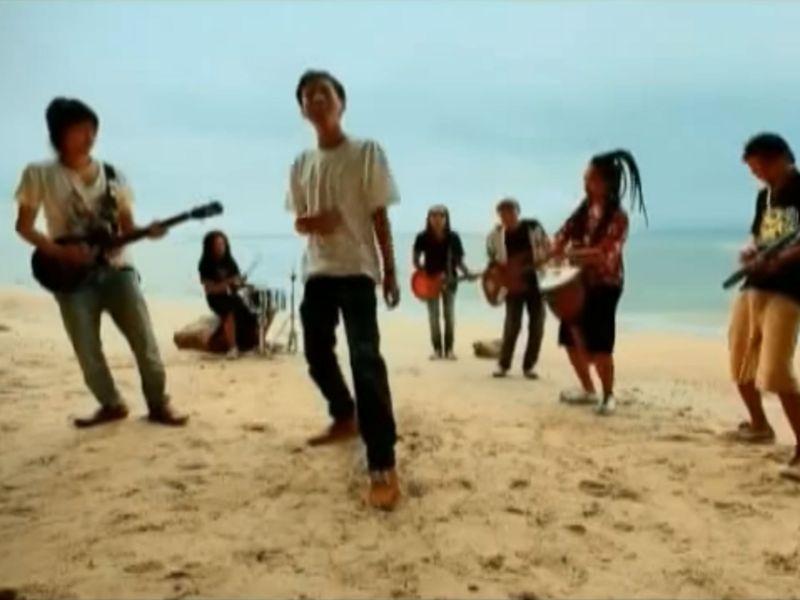 Coffee Reggae Stone - Pasir Putih [Official video]