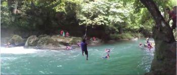 Explore Pangandaran - Snorkeling dan Body Rafting