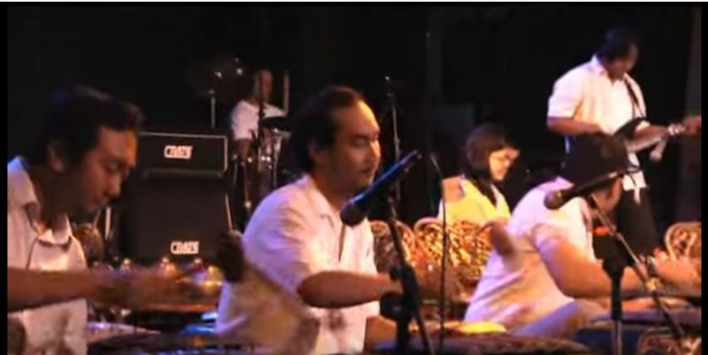 Gamelan Rock Indonesia