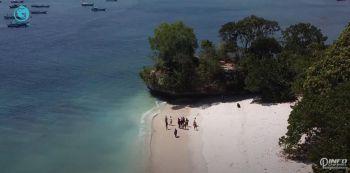 Indahnya Pantai Pangandaran Sekarang, Pas Banget Buat Tempat Liburan