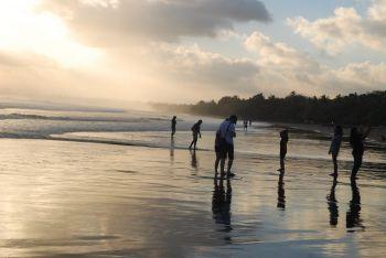 Kondisi Pantai Pangandaran Terbaru