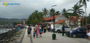 Libur Weekend di Pantai Timur dan Pantai Barat Pangandaran