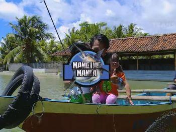 MANCING MANIA - CADAS KARANG PANGANDARAN ( citumang ) part 2