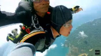 MTMA - Adrenaline Junkie Lompat dari Ketinggian di Pangandaran,part 1
