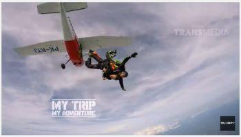 MTMA - Adrenaline Junkie Lompat dari Ketinggian di Pangandaran Part 2