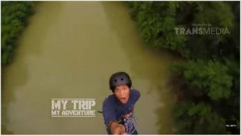 MTMA - Adrenaline Junkie Lompat dari Ketinggian di Pangandaran, part 4