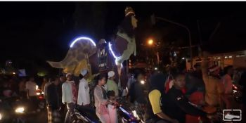 Peringatan Tahun Baru Islam Di Bojong Jati – Pangandaran.