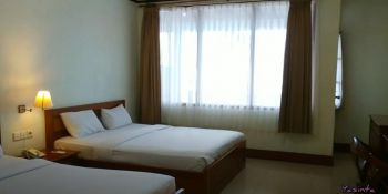 REVIEW SUNRISE HOTEL PANTAI TIMUR PANGANDARAN || HOTEL MURAH PEMANDANGAN PANTAI INSTAGRAMABLE