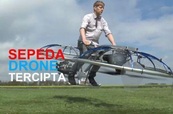 Sepeda Drone Tercipta