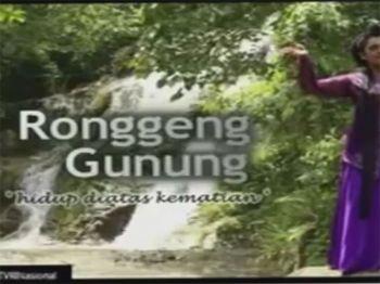 Tari Ronggeng Gunung - Kesenian Tradisional Dari Kabupaten Pangandaran