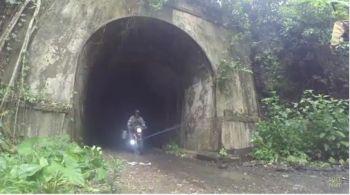 Terowongan Wilhelmina - Kalipucang, Pangandaran