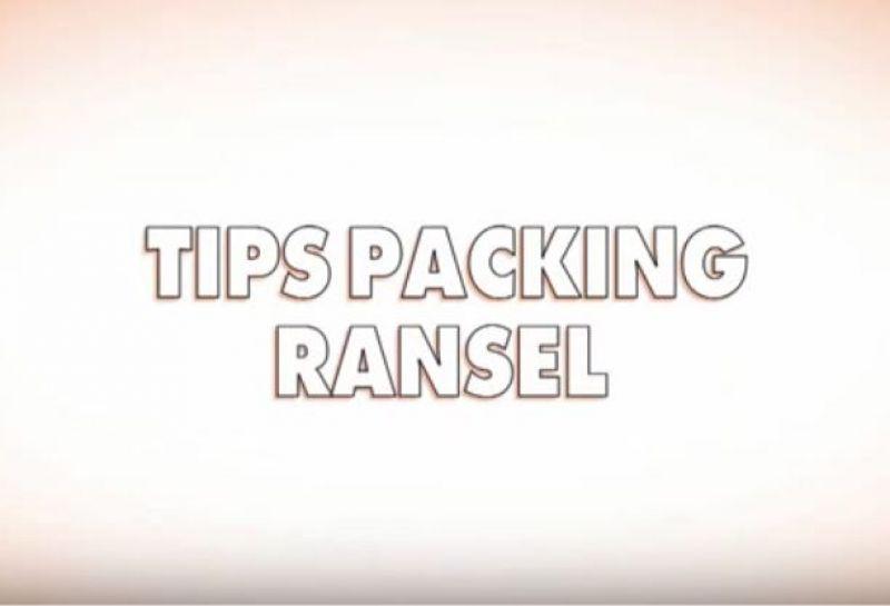 Tips Packing Cepat & Hemat Tempat Untuk Traveling