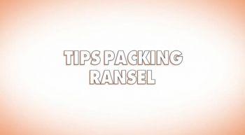 Tips packing yang mau Liburan