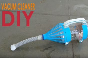 Vacum Cleaner DIY