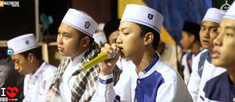 YA HABIBAL QOLBI versi syubbanul muslimin terbaru